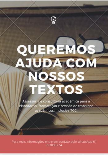 Imagem 1 de 1 de Assessoria E Consultoria Acadêmica