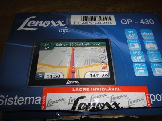 Gps Lenoxx Para Automóvel