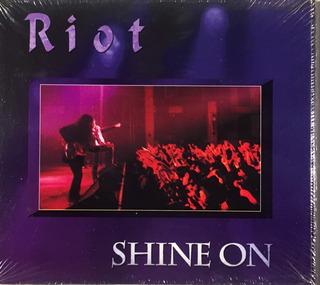 Riot - Shine On - Cd Germany Digipack Lacrado