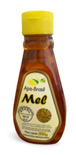 Mel Puro - 200g - Florada: Assa-peixe Ou Cipó Uva