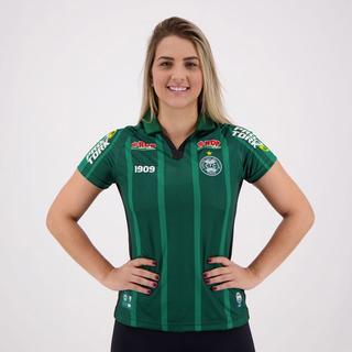 Camisa 1909 Coritiba Iii 2019 Feminina