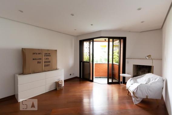 Apartamento No 2º Andar Com 3 Dormitórios E 2 Garagens - Id: 892989298 - 289298