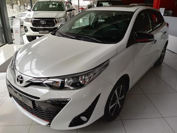 Toyota Yaris 1.5 Xls Pack Cvt 5 Puertas 0km