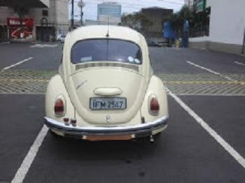 Volkswagen Fusca 1500 Em Exelente Estado De Conservação