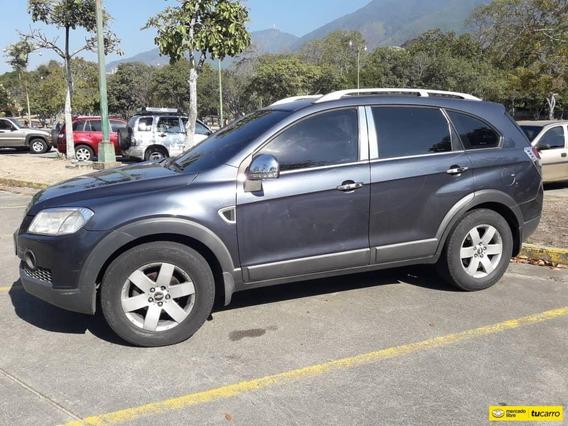 Chevrolet Captiva Automatica