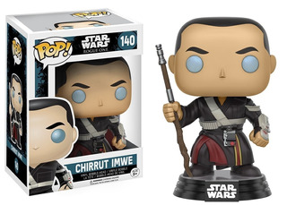 Funko Pop! Chirrut Imwe 140 - Star Wars