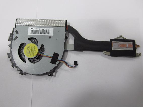 Cooler Com Dissipador Do Lenovo Yoga500-14ibc