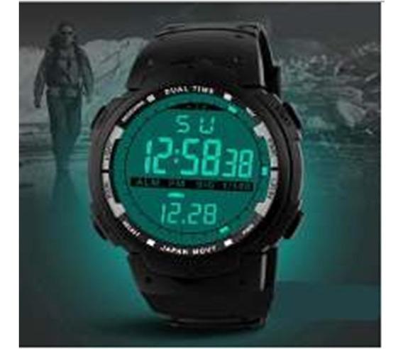 Relógio Unissex Ideal Para Praticar De Exercício