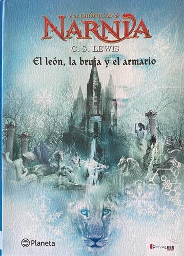 El Leon, La Bruja Y El Armario Narnia 2 (tapa Flexi)