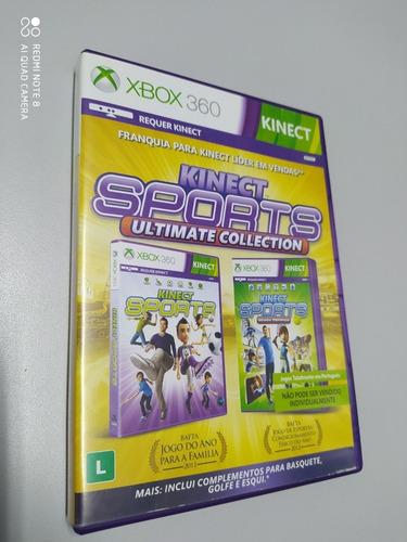 Kinect Sports Ultimate Collection Usado
