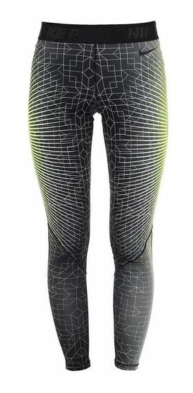 Leggins Para Mujer Nike Pro Stay Warm Running Talla M
