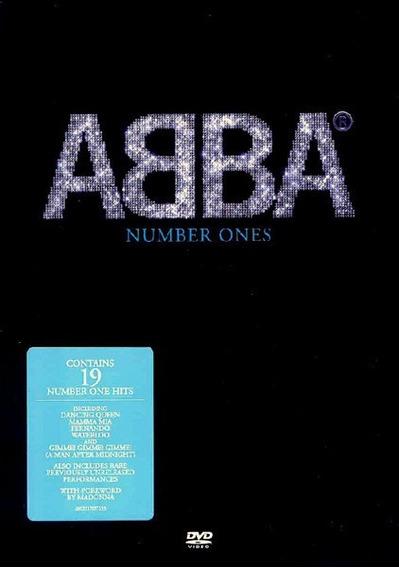 Abba Number Ones Dvd Original Cerrado