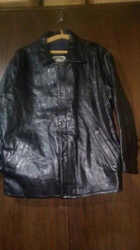 Campera De Cuero Clásica Argentina .Original Leather .
