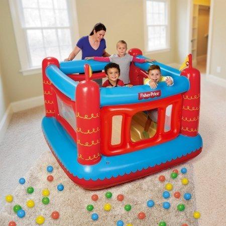 Brincolin Infantil Para 4 Niños Fisher Price 13977