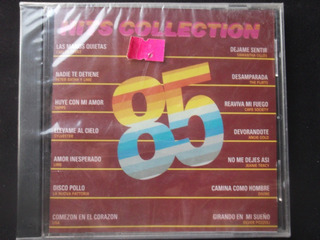 Hits Collection 85 - Cd - Italo-disco, Hi Nrg, Lime, Tapps