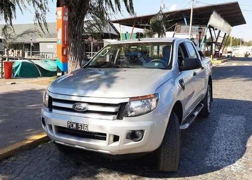 Ford Ranger 3.2 Cd 4x2 Xls 2015 Man U Dño Perm Y Fianancio.
