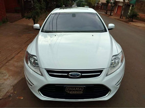 Ford Mondeo 2.0 Titanium Tdci At 6 Velocidades Impecable