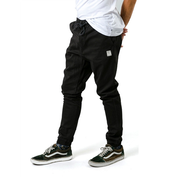 Pantalon Rusty Hook Out Negro