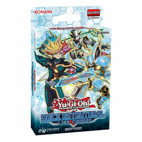 Yu Gi Oh Deck Estrutural: Cyberse Link Pt No Box