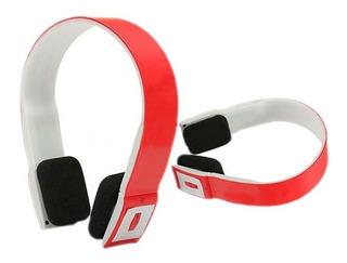 Último Auricular Vincha Plegable Bluetooth Multimedia