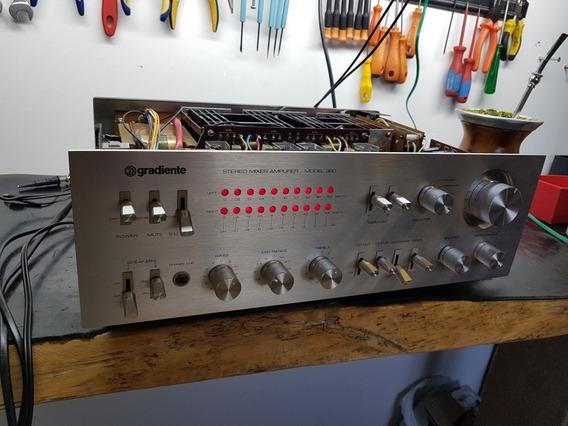 Gradiente 360 Amplificador