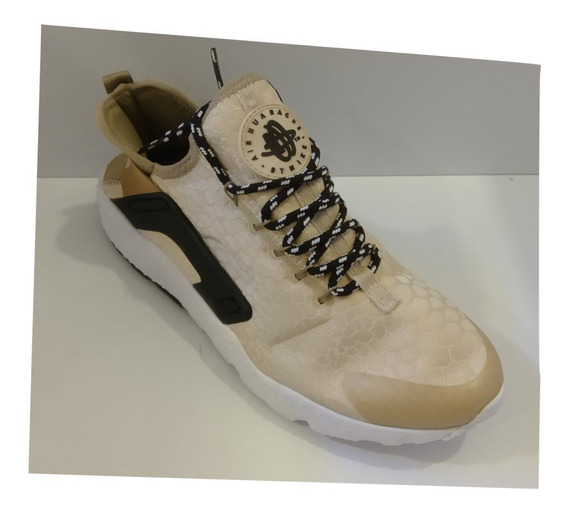Zpt Deportivos Nike Air Huarache. Tallas 40-45. Beige/marrón