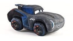 Peluche Cars 3 Jackson Storm 25cm - Giro Didáctico