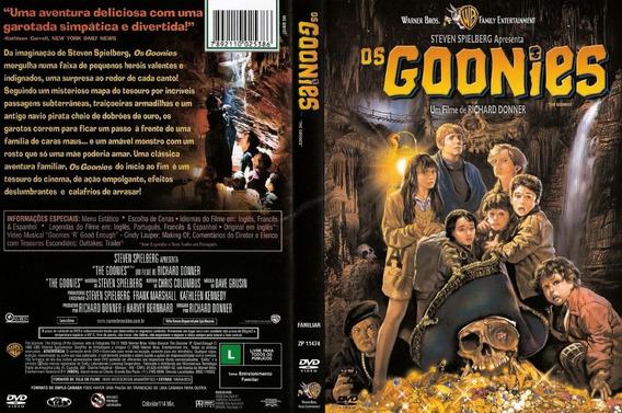 Dvd Os Goonies (dublado)