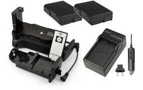 Battery Grip Para Nikon D3100 D3200 D3300 D5300 + 2 Baterias