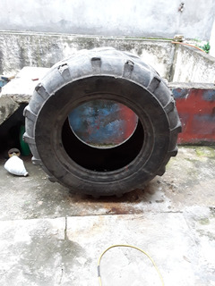 Llantas De Tractor Para Entrenamiento Funcional
