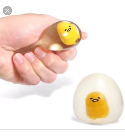 Huevito Loco!! Anti Stress, Water Ball! X12 Ideal Souvenirs!
