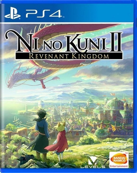 Ps4 Ni No Kuni Ii 2 Revenant Kingdom - Digital