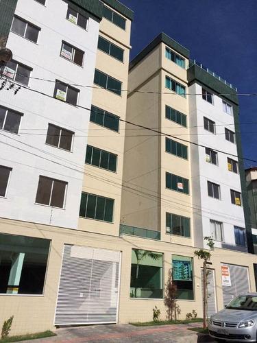 Apartamento Com Área Privativa Com 2 Quartos Para Comprar No Serrano Em Belo Horizonte/mg - Pc21565