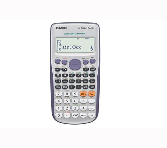 Calculadora Casio Fx-570 La Plus Cientifica 417 Funciones
