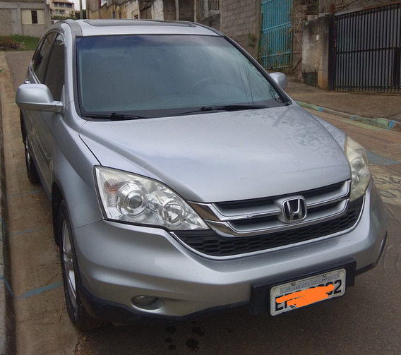 Honda Cr-v Exl 4x4 Aut 2.0