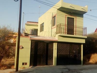 Remate: Casa Habitación A La Venta En Tequisquiapan