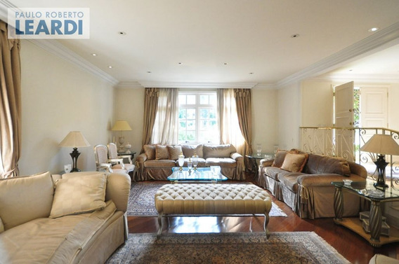 Casa Em Condomínio Morumbi - São Paulo - Ref: 541204