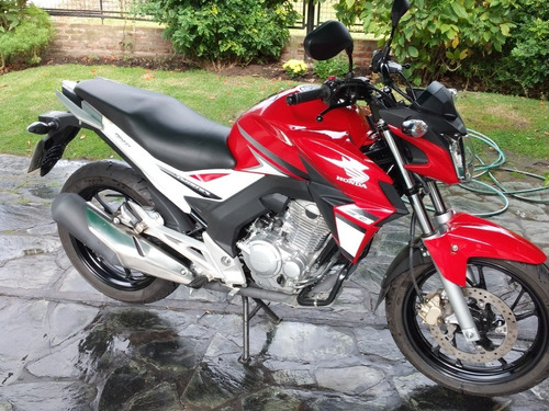 Honda Cb250 2019