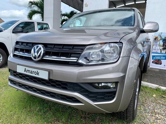 Volkswagen Amarok Motor 2.0 2019 Beige