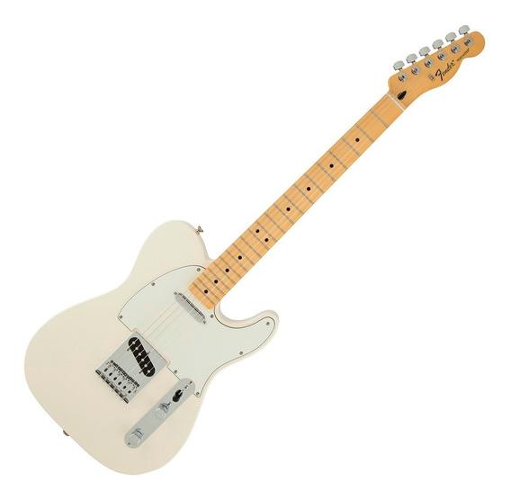 Guitarra Fender Std Telecaster Artic White Mex - Oddity