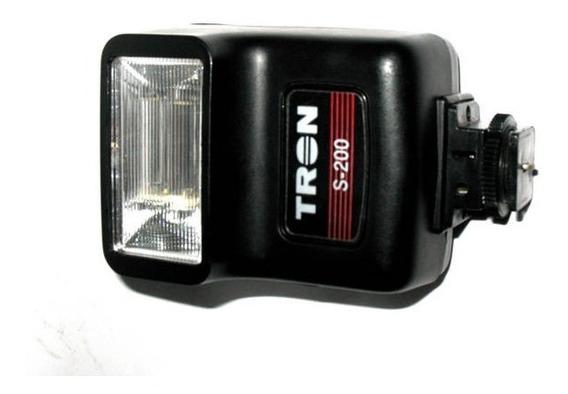 Flash Para Câmera Tron S200 - Promoção