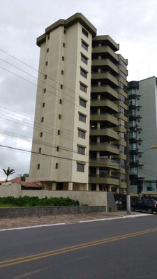Belo Apartamento Com 4 Dormitórios , Com Vista Total Da Praia, No Centro Piçarras-sc - Ap020