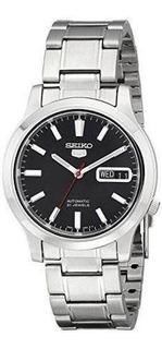 Reloj Automático Seiko 5 Acero Inoxidable Envío Gratis