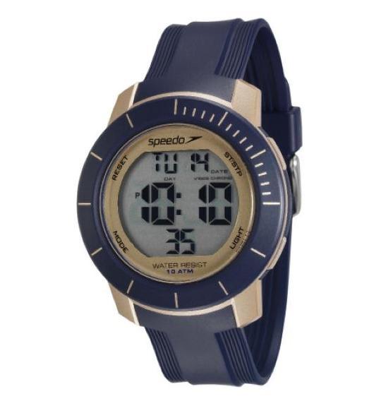 Relógio Unissex Speedo 80601g0evnp3 Azul