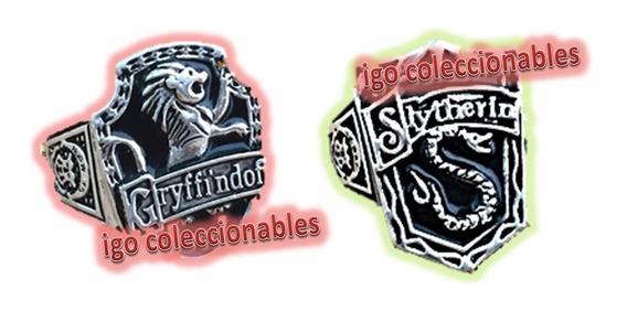 Paquete Anillos León Gry + Serpiente Sly Talla 9