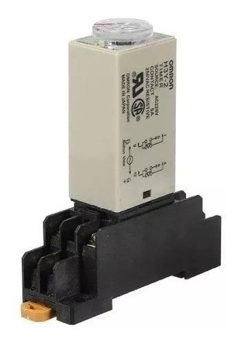 Relé Retardo Temporizador H3y 2 Energia Solar 0 30seg 110v