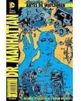 Hq - Antes De Watchmen - Dr. Manhattan #4 - Capa Variante A
