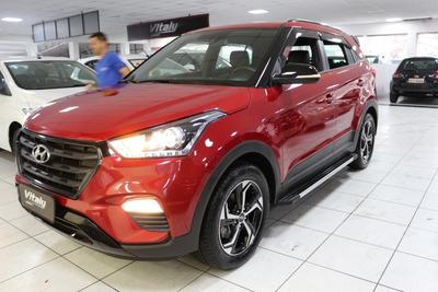 Hyundai Creta Sport 2.0 Flex Automatico Suv Media Baixo Km