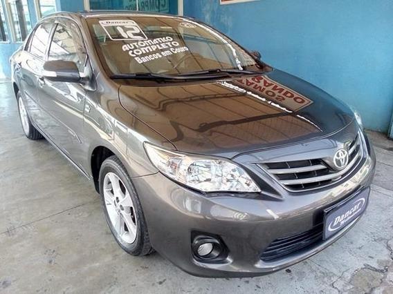 Corolla Xei Automatico - 2012