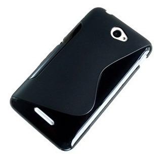 Capa + Pelicula P/ Sony Xperia E4 E2114 E2115 Dual Case Spr